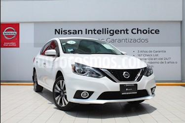 Foto Nissan Sentra Exclusive Aut NAVI usado (2019) color Blanco precio $349,000