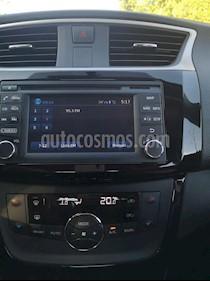 Nissan Sentra Exclusive Aut NAVI usado (2017) color Negro precio $239,900