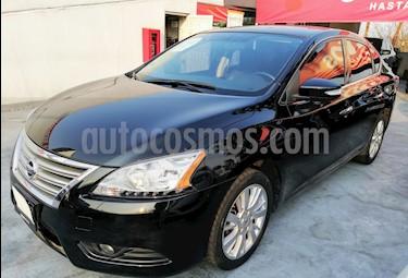 Foto venta Auto Seminuevo Nissan Sentra Exclusive Aut NAVI (2013) color Negro precio $155,000