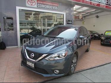 Foto venta Auto Seminuevo Nissan Sentra Exclusive Aut (2017) color Azul precio $260,000