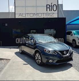 Foto Nissan Sentra Exclusive Aut  usado (2017) color Azul precio $245,000