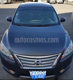Nissan Sentra Exclusive Aut usado (2013) color Hierro Encendido precio $135,000