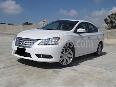 Foto venta Auto usado Nissan Sentra Exclusive Aut (2016) color Blanco precio $225,000