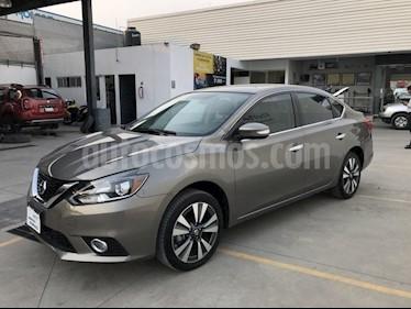 Foto venta Auto usado Nissan Sentra Exclusive Aut  (2017) color Acero precio $245,000