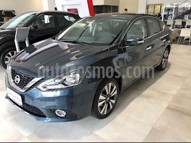 Nissan Sentra Exclusive CVT nuevo color Azul Orion precio $1.450.000