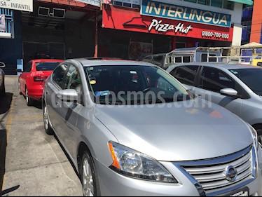 Foto venta Auto usado Nissan Sentra Exclusive NAVI Aut (2014) color Plata precio $145,000