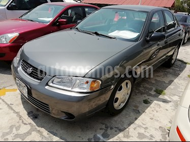 Foto Nissan Sentra GSS usado (2002) color Gris precio $55,000