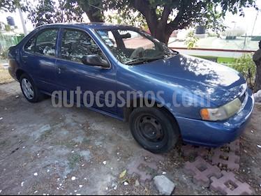 Foto venta Auto usado Nissan Sentra GST Aut (1998) color Azul precio $28,500