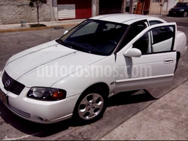 Nissan Sentra GXE L1 1.8L Aut usado (2006) color Blanco precio $58,000