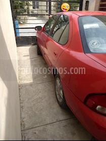 Foto venta Auto usado Nissan Sentra GXE L1 1.8L (2001) color Rojo precio $43,500