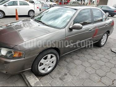 Foto venta Auto usado Nissan Sentra GXE L1 1.8L (2006) color Marron precio $61,900
