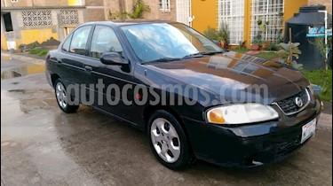 Foto venta Auto usado Nissan Sentra GXE L1 Sport 1.8L (2003) color Negro precio $47,000