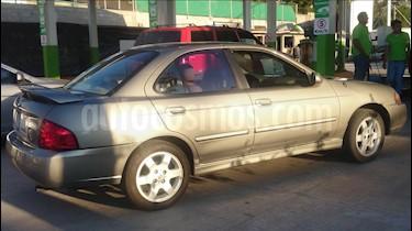 Foto venta Auto usado Nissan Sentra GXE L2 1.8L (2004) color Marron precio $58,500