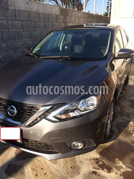 Nissan Sentra Advance Aut usado (2018) color Gris Oxford precio $225,000