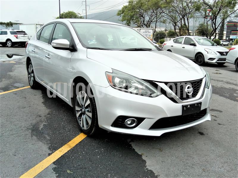 Nissan Sentra Exclusive Aut usado (2019) color Plata precio $358,000