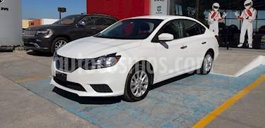 Nissan Sentra Sense usado (2017) color Blanco precio $189,000
