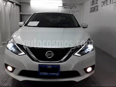 Foto Nissan Sentra Exclusive Aut NAVI usado (2017) color Blanco Perla precio $234,000