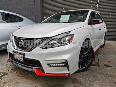 Nissan Sentra Nismo usado (2018) color Blanco precio $295,000