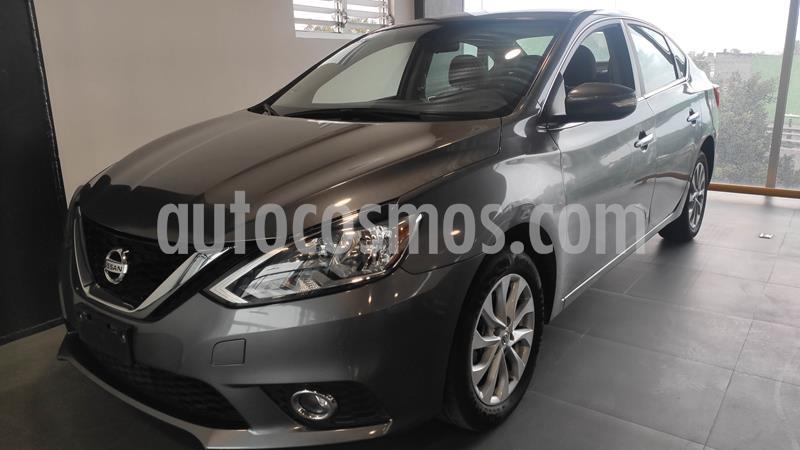 Nissan Sentra Advance usado (2019) color Gris Oxford precio $226,500
