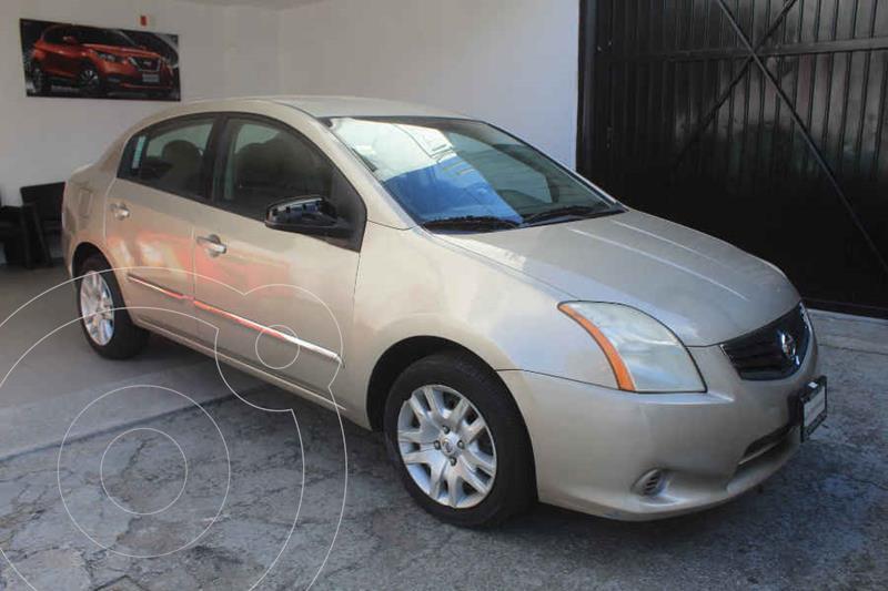 Foto Nissan Sentra Custom CVT Xtronic usado (2010) color Dorado precio $109,000