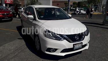 Nissan Sentra Advance usado (2018) color Blanco precio $224,500