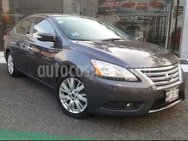 Nissan Sentra 4P EXCLUSIVE L4/1.8 AUT NAVE usado (2014) precio $168,000