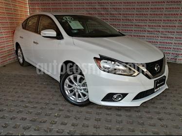 Nissan Sentra Advance Aut usado (2019) color Blanco Perla precio $285,000