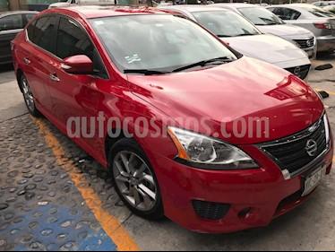 Foto Nissan Sentra SR NAVI Aut usado (2016) color Rojo precio $180,000