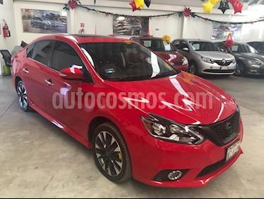 Nissan Sentra SR Turbo usado (2017) color Rojo precio $269,000
