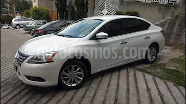 Nissan Sentra Advance usado (2013) color Blanco Perla precio $140,000