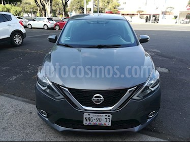 Nissan Sentra Advance usado (2017) color Gris precio $198,000