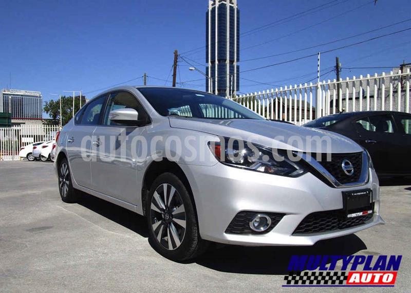 Nissan Sentra Exclusive Aut NAVI usado (2018) color Plata precio $279,990
