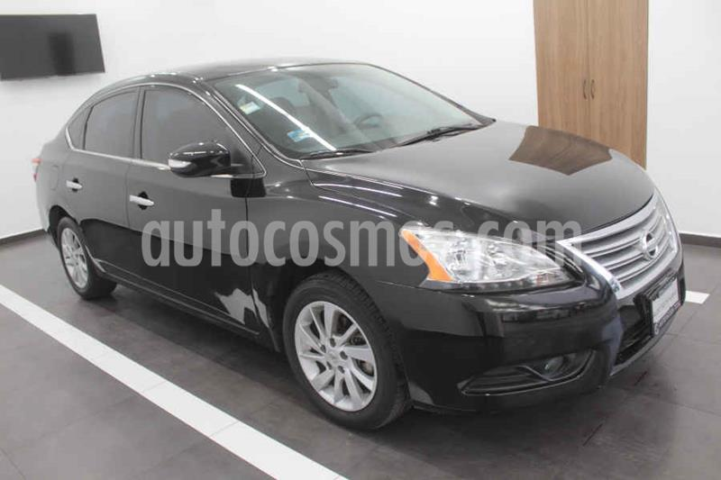 Nissan Sentra Advance usado (2015) color Negro precio $165,000