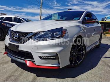 Nissan Sentra Nismo usado (2018) color Blanco precio $315,000