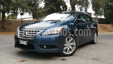 Nissan Sentra 4P EXCLUSIVE CVT CLIMATIC PIEL QC VOLANTE/PIEL F. usado (2013) precio $159,500