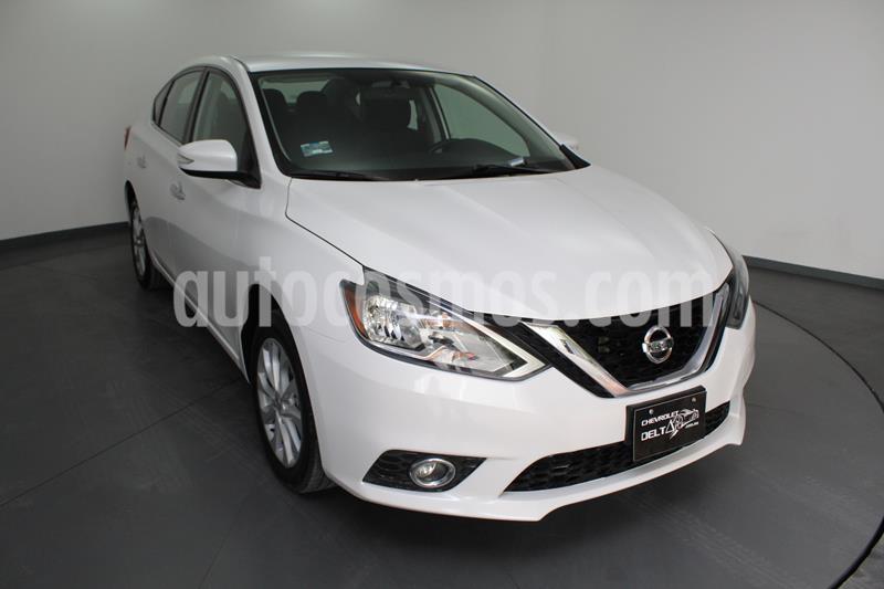 Nissan Sentra Advance usado (2019) color Blanco Perla precio $231,900