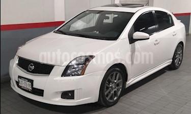 Nissan Sentra 4P SE-R SPEC V TM6 QC BL usado (2012) color Blanco precio $139,000