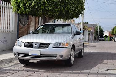 Nissan Sentra SE usado (2006) color Gris Plata  precio $59,000