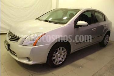 Nissan Sentra Custom CVT Xtronic usado (2011) color Plata precio $109,000