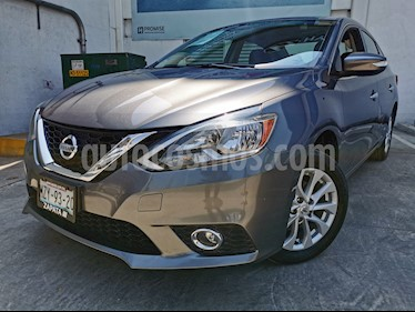 Nissan Sentra Advance usado (2017) color Gris Oxford precio $190,900