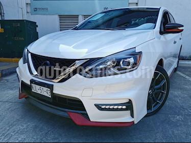 Nissan Sentra Nismo usado (2019) color Blanco precio $334,900