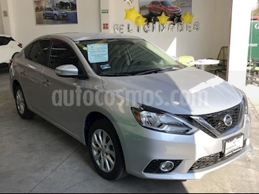 Foto Nissan Sentra Advance Aut usado (2017) color Plata precio $210,000