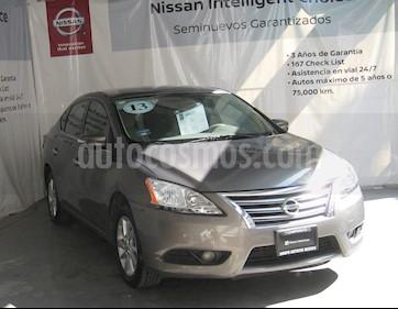 foto Nissan Sentra Advance usado (2013) color Bronce precio $125,000