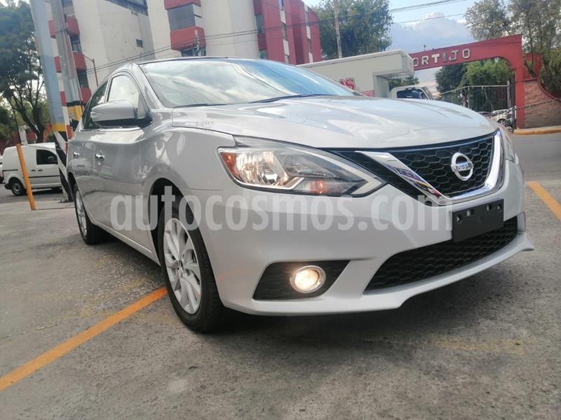 Nissan Sentra Advance usado (2019) color Rojo precio $275,000