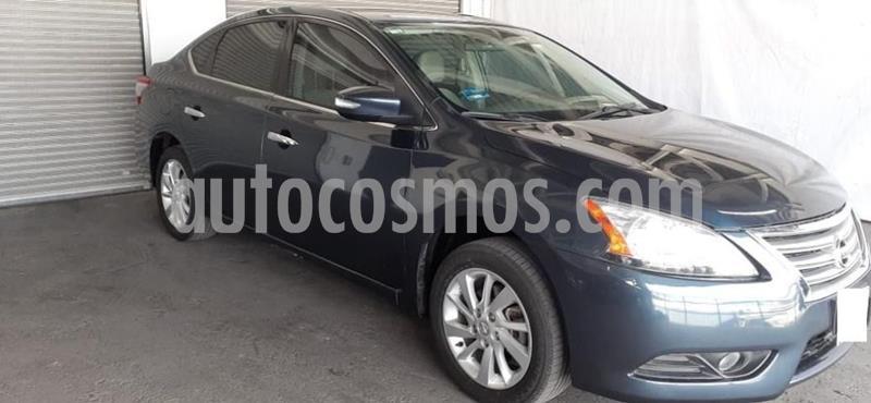 Nissan Sentra Advance usado (2013) color Azul precio $129,000