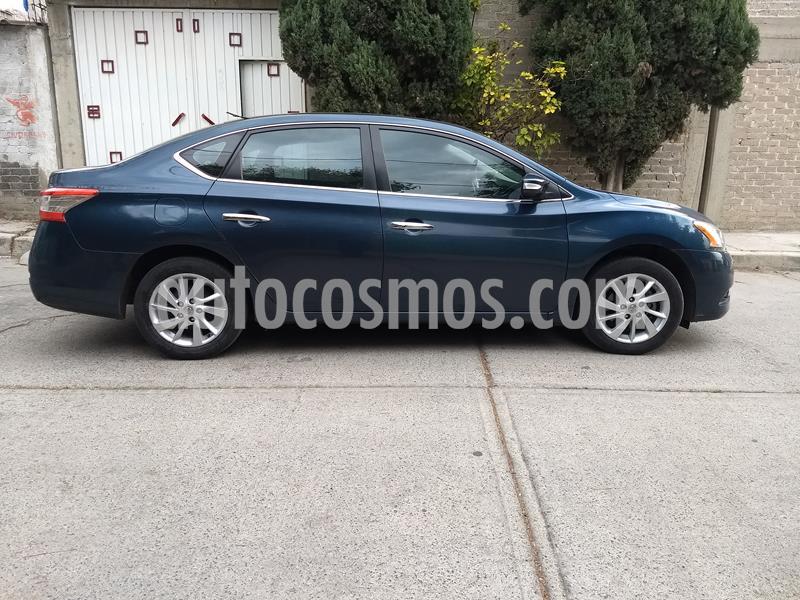 Nissan Sentra Advance Aut usado (2013) color Azul Marino precio $125,000