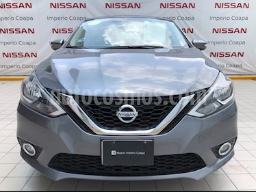 Nissan Sentra Advance Aut usado (2017) color Gris Oxford precio $219,000