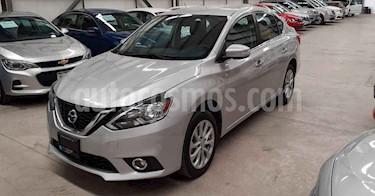 Nissan Sentra 4p Advance L4/1.8 Aut usado (2019) color Blanco precio $228,900