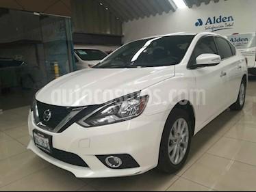 Nissan Sentra Advance usado (2018) color Blanco precio $237,000