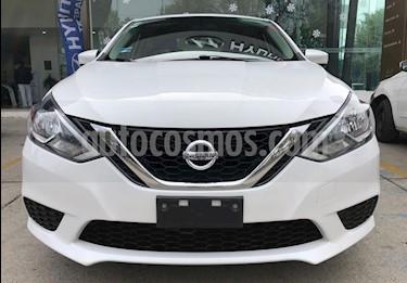 foto Nissan Sentra Sense usado (2017) color Blanco precio $175,000